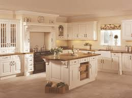 cream and white kitchen