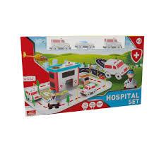 <b>Игровой набор</b> – <b>Больница</b> от <b>Terides</b>, Т4-070 - купить в интернет ...