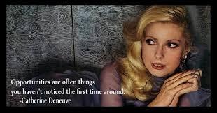 Quotes by Catherine Deneuve @ Like Success via Relatably.com