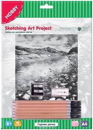 <b>Greenwich</b> Line <b>Набор</b> для рисования Горная речка — купить в ...