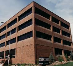 ibm office building build a office
