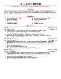 high sample resume retail resume industry exle customer service  skills
