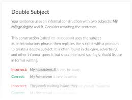 premium plans grammarly example my college degree it is a great aspect of a promising future