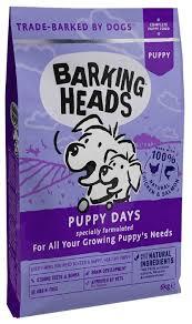 Корм для собак <b>Barking Heads</b> Для щенков с курицей, лососем и ...