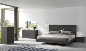 glass bedroom furniture rectangle shape wooden cabinets: simple  simple design modern bed set ideas grey color bed frames white bedding sheets wooden bedside tables hanging lamp rectangle shape grey dressing table grey wooden chest white wall paint color modern be