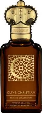 CLIVE CHRISTIAN - <b>C Woody Leather</b> Masculine eau de parfum ...