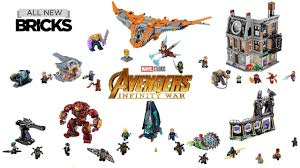 <b>Lego Marvel</b> Super Heroes <b>Avengers Infinity War</b> Compilation of All ...