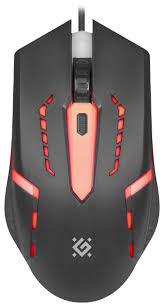 <b>Мышь Defender Flash</b> MB-600L Black USB — купить по выгодной ...