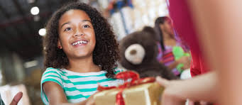 the canadian nanny blog parenting caregiver advice how to involve children in christmas gift giving