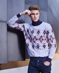 Теплый мужской свитер от бренда <b>Ritter</b>... - lady & gentleman CITY