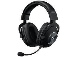 Logitech <b>PRO</b> X <b>Gaming Headset</b> with Blue VO!CE Mic Technology