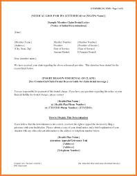 medication appeal letter appeal letter  5 medication appeal letter