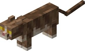 <b>Cat</b> – Official Minecraft Wiki