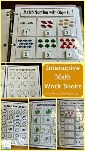 17 best images about math curriculum for special ed hands down one of our favorite resources the interactive math work book series contains