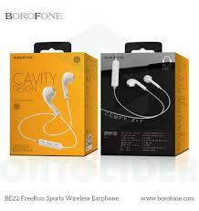 Беспроводные <b>наушники Borofone BE22 FreeRun</b> Sports купить ...