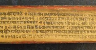 'The Old <b>Vedic</b> language had its origin outside the subcontinent. But ...