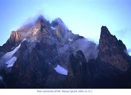 Image result for mount Kenya