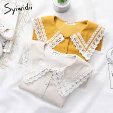 Vintage Embroidery Floral <b>Blouses</b> for Women <b>Shirts 2019 Spring</b> ...