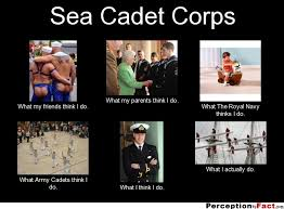 Sea Cadet Corps... - What people think I do, what I really do ... via Relatably.com