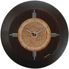Деревянные <b>настенные часы Mado MD</b>-<b>255</b> — купить в интернет ...