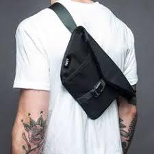 Single Shoulder <b>Waterproof Nylon bag</b> for <b>Men</b> | Shopping Heaven ...