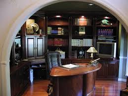 a beautiful veiw when entering the home beautiful home office den