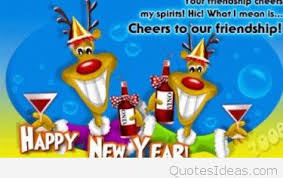 top happy new year sayings