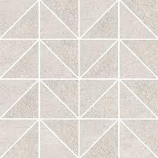 <b>Керамическая</b> мозаика <b>Mei Keep</b> Calm треугольники серый O ...