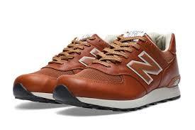 New Balance <b>576 Made In UK</b> (Tan) - Sneaker Freaker