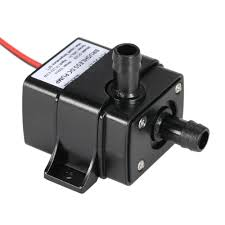 Waterproof <b>Ultra quiet</b> Water Pump 4.2W 240L/H Micro Brushless ...