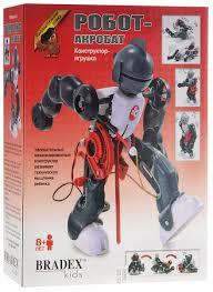 <b>Bradex Конструктор Робот</b>-акробат — купить в интернет ...