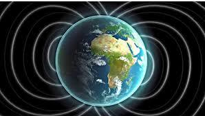 Αποτέλεσμα εικόνας για μαγνητικο πεδιο γης