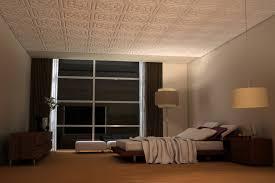 sagging tin ceiling tiles bathroom: bedroom glue up ceiling tiles latest ceiling ideas installing