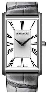 Наручные <b>часы ROMANSON TL0390MW</b>(WH) — 3 предложения ...