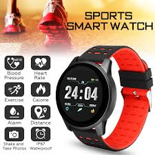 <b>B2 Smart Watch</b> Heart Rate Monitor Fitness Tracker GPS Trajectory ...