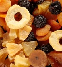Dried Fruit & Vegetable Moisture Detection