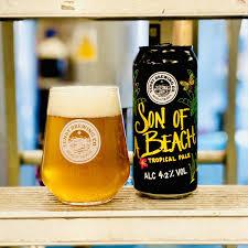 <b>Son of a beach</b> (Alc 4.2% Vol) – Tenby Brewing Co