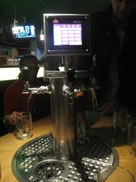 <b>Table beer</b> tap - Picture of The PUB Praha <b>2</b>, Prague - Tripadvisor