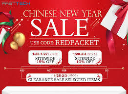 Discussion FastTech Chinese New Year Sale & Clearance Sale ...