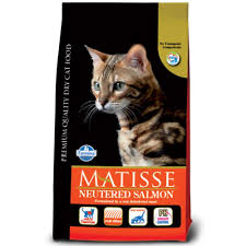 <b>Matisse</b> Cat Dry Food Premium for <b>Neutered</b> Cats - <b>Salmon</b> Online ...