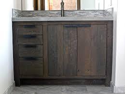 Vanities For Bathrooms Design740737 Reclaimed Wood Bathroom Vanities Reclaimed Wood