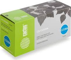 <b>Картридж Cactus CS</b>-<b>CC530A</b>, черный, для лазерного принтера ...