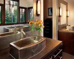 custom bathroom vessel sinks stainless steel custom vessel lavatories quot x quot