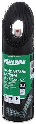 """<b>Очиститель салона</b> универсальный """"<b>Runway</b>"""", <b>2 в 1</b>, 450 мл ..."""