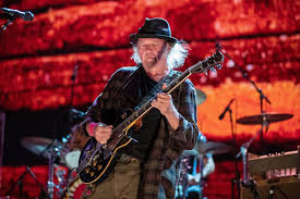 <b>Neil Young</b> Sets One-Night Release for 'Colorado' Doc 'Mountaintop ...