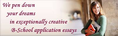 Custom MBA admissions essay writing service
