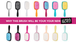 Forget Tangled Hair. This Brush Will Be Your New Hero ...