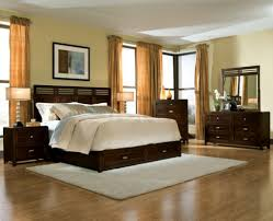 fancy cheap king size bedroom sets and brown curtains with wood laminate floor fancy black bedroom sets