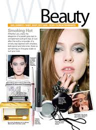 Beauty journalism portfolio by Shelley Travers - issuu