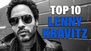 TOP 10 Songs - <b>Lenny Kravitz</b> - YouTube